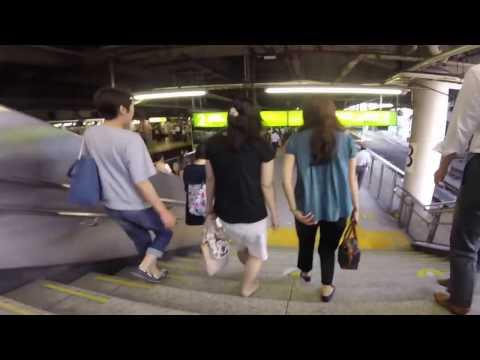 Going to School in Tokyo, Japan