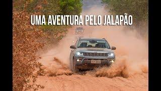 Jeeps Renegade E Compass A Diesel Pelo Jalapão