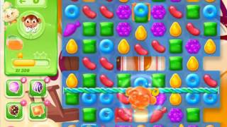 Candy Crush Jelly Saga Level 408 - NO BOOSTERS