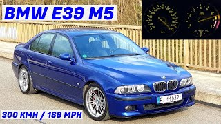 Annual Service & Top-Speed Run - V8 BMW E39 M5: The Autobahn Mile-Muncher