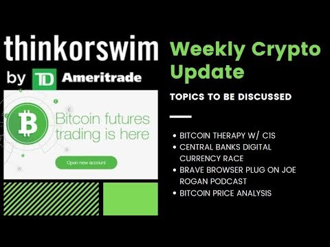 AMERITRADE TALKS ₿ITCOIN 🎙️, Private Money Will Lead to Central Bank Extinction ,  Bitcoin TA 🐻🐂