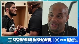 My 'little brother' Khabib: Daniel Cormier on his special bond with Khabib Nurmagomedov