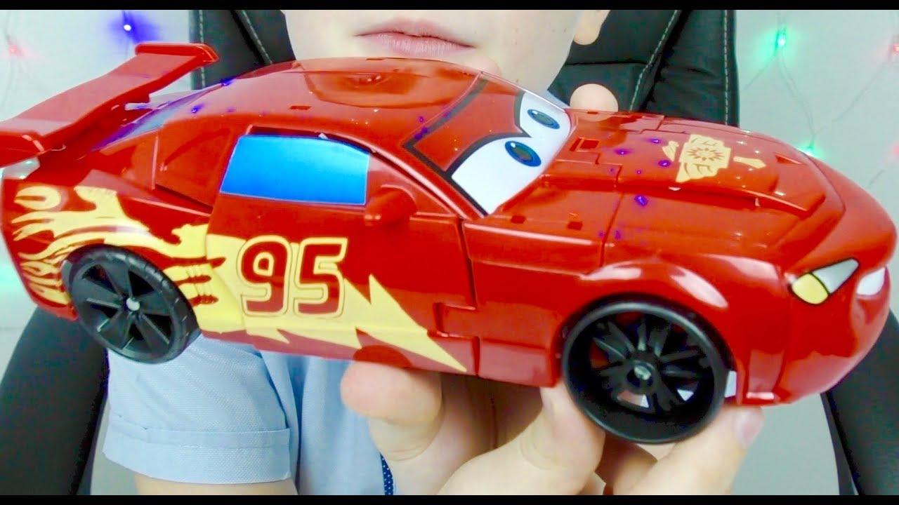 Трансформеры Автоботы Машинки из Мультика  Игрушки для мальчиков Cars Transformers for kids