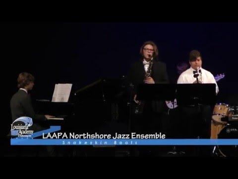 Snakeskin Boots - Jazz Combo - LAAPA Northshore Jazz Ensemble
