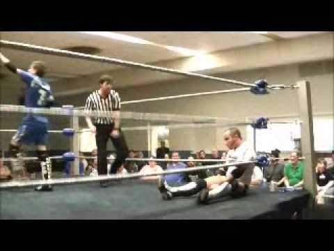 Jayson Cyprus vs Alessandro Del Bruno at GCW: Mar. 17, 2011