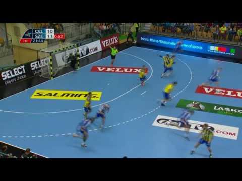 RK Celje vs MOL-Pick Szeged 25:31 Goals