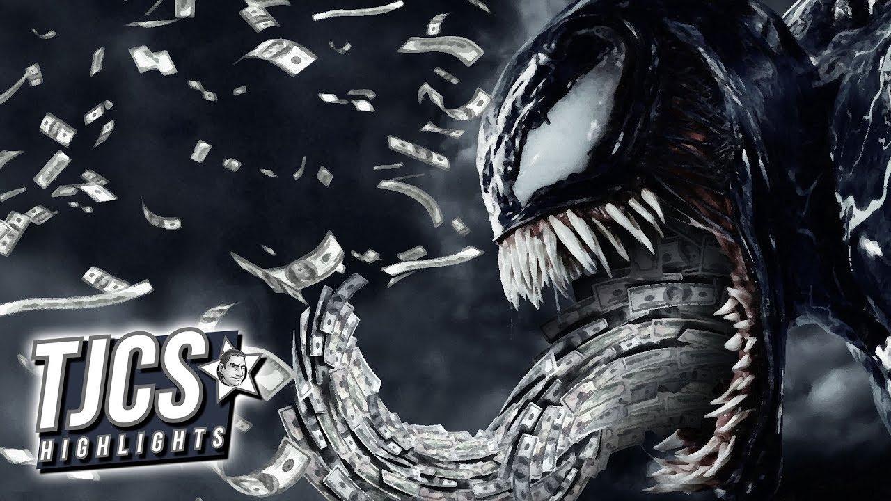Venom Sets October Opening Night Box Office Record