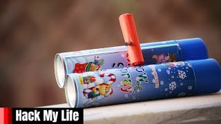 Will the SNOW SPRAY Survive against Fire Cracker [Slow mo Destruction Experiment]