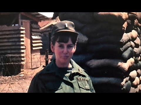 "Vietnam Nurse Nancy Bergman - ""It Was Just a Job"" - Holland Vietnam Veterans - Episode II"