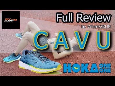 Hoka CAVU สายสปีด รองเท้าที่คุ้มที่สุดของต้นปี 2018 review by Where2RUN