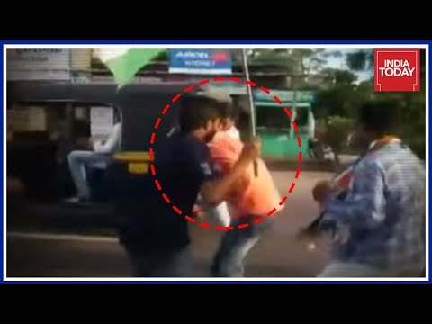 MNS Men Assault Migrant Workers In Sangli, Maharashtra