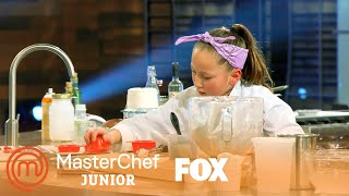 Malia Starts To Feel The Pressure | Season 7 Ep. 15 | MASTERCHEF JUNIOR