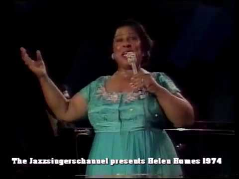 Helen Humes in concert Montreux 1974