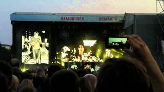 Die toten Hosen ,29.08.2013, Trabrennbahn Hamburg - altes Fieber