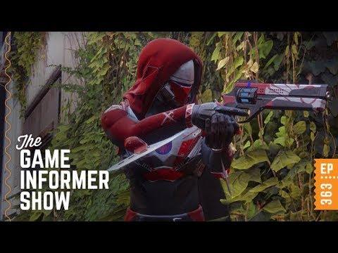 GI Show – Destiny 2, Shadow Of War, Chucklefish Interview