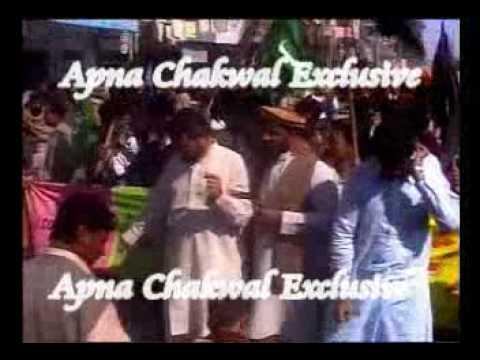 chakwal 25 02 09 raily Nawaz shrif shahbaz sharif ...