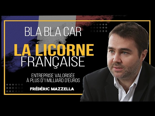 De 0 à 1 milliard - dans la tête du fondateur de BlaBlaCar - Fred Mazzella