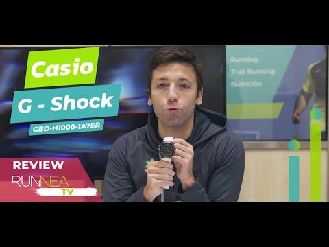 Reloj GPS G-Shock GBD-H1000 review, listo y dispuesto para tus aventuras outdoor más exigentes