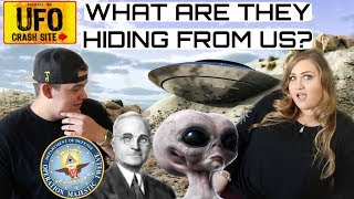 ROSWELL UFO CRASH: What Really Happened?