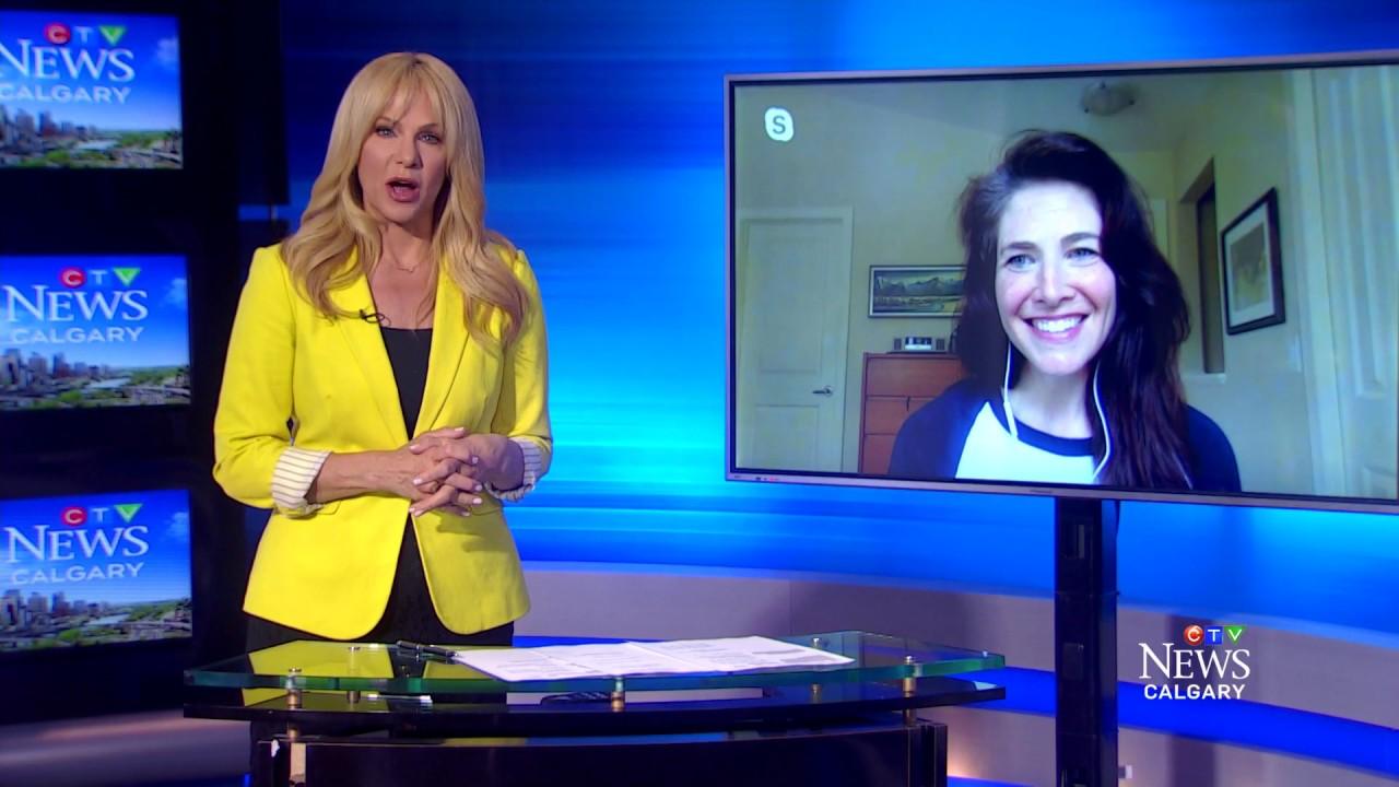 Defeat Depression Calgary CTV News at Noon - YouTube