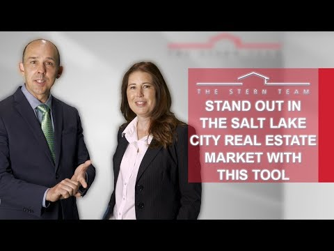 The Stern Team: Stand Out in the Salt Lake City Real Estate Market With This Tool