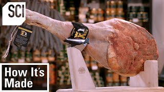 How It's Made: Traditional Basque Ham