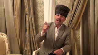 Обращение Идриса Абадиева в связи с ситуацией вокруг Столовой горы