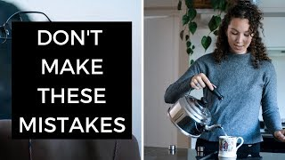 MY LOW WASTE JOURNEY MISTAKES   top 5