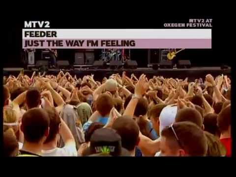 FEEDER Live @ MTV