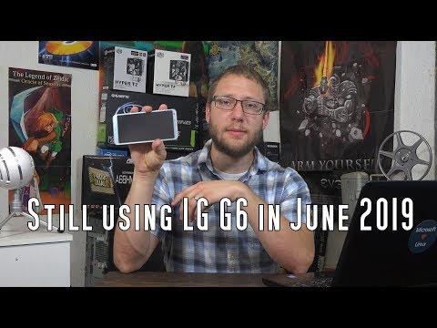 LG G6 Video clips - PhoneArena
