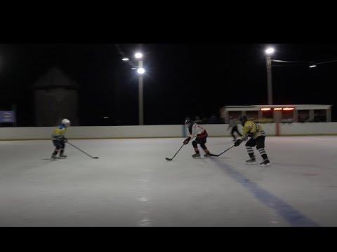 1-й тур 2-го этапа V первенства Омской области по хоккею среди дворовых команд «Омские орлята»