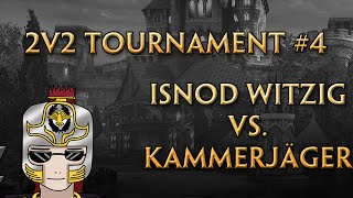 SmitegameDE 2v2 Tournament #4 - iSnod Witzig vs. Kammerjäger