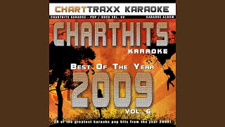 Grapevine Fires (Karaoke Version In the Style of Death Cab for Cutie)