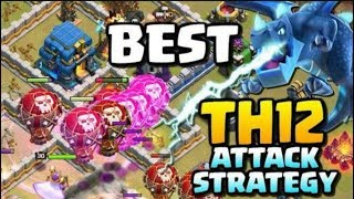 Th 12 electro dragon attack strategy