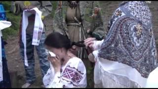 Обрядовый плач невесты