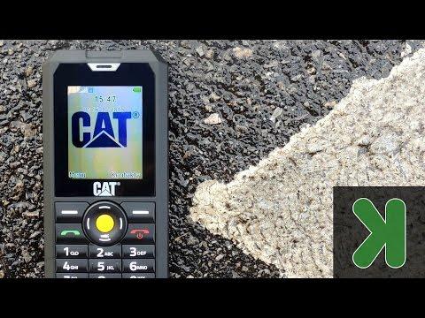 CAT B30 - test wytrzymałości | techManiaK.pl