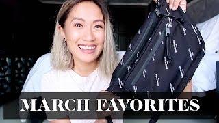 March Favorites 2018 | Laureen Uy