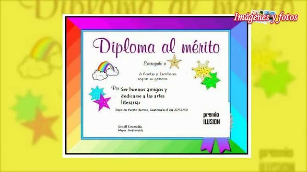 marcos para diplomas de honor - Ideal.vistalist.co