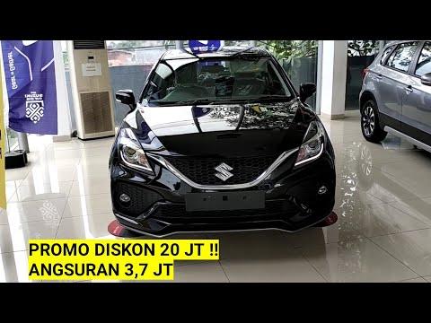 Dapatkan info harga terbaru dealer suzuki makassar untuk bulan januari. Daftar Harga Terbaru Suzuki New Baleno Facelift tahun 2019 Angsuran 3,7jt !!! - YouTube