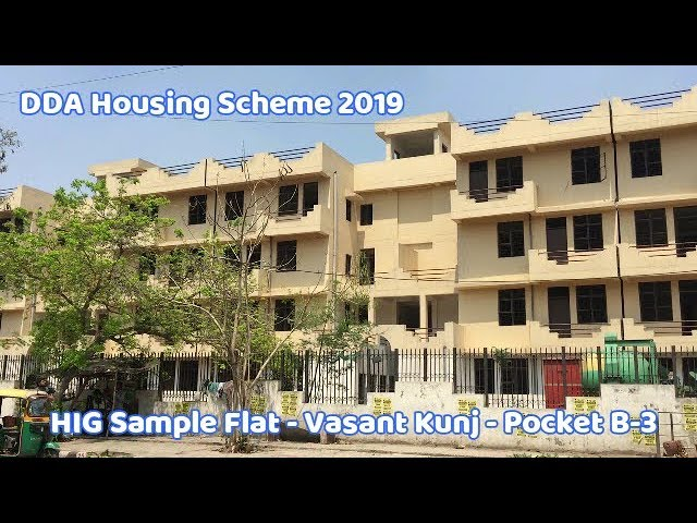 DDA Housing Scheme 2019: Follow these easy steps to book a flat in