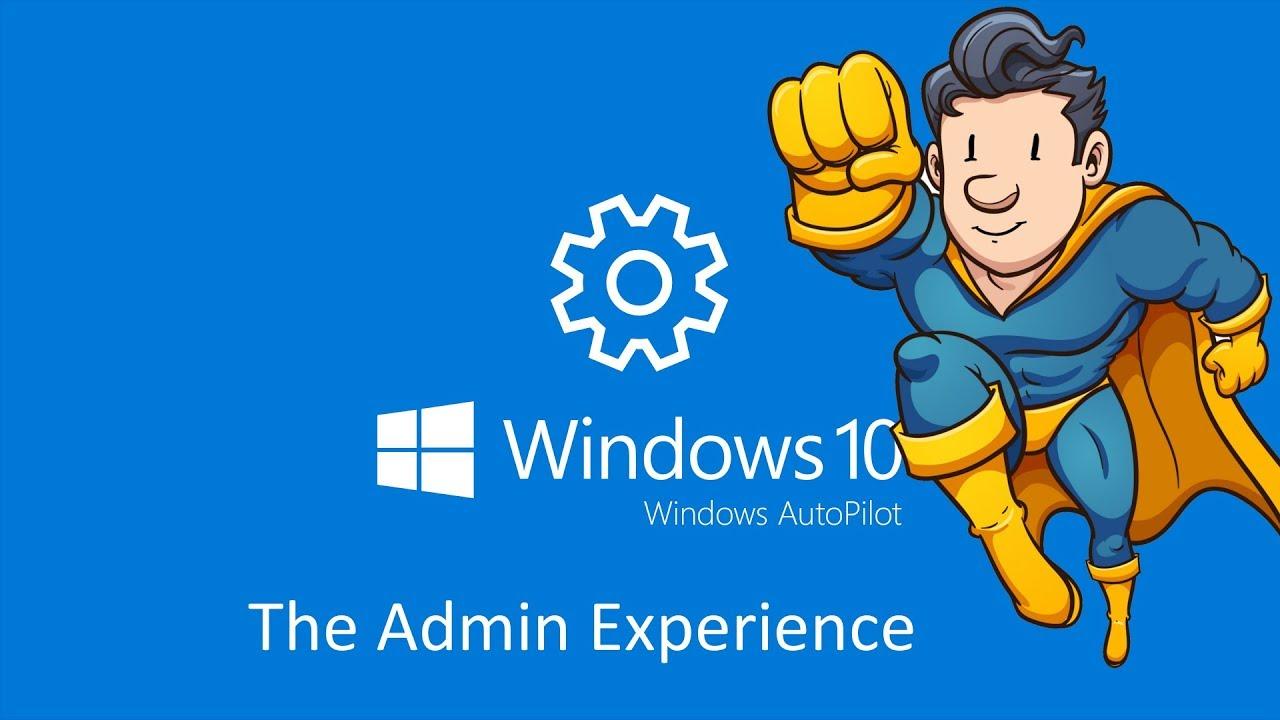 Windows AutoPilot Admin