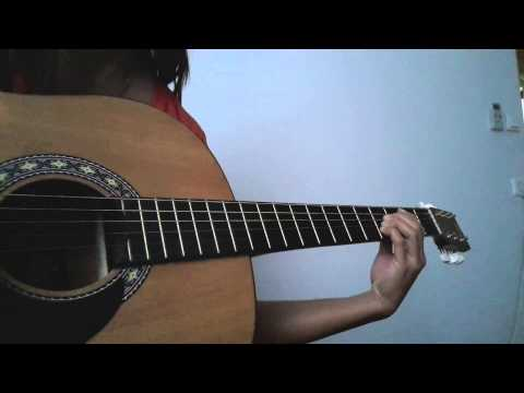 One Love by Acel Bisa (guitar instrumental cover)