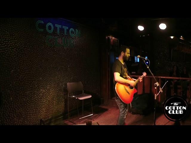 Ferrán Exceso en directo en Cotton Club Bilbao  Pureza