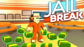 LUCKIEST ROBLOX JAILBREAK EVER!!