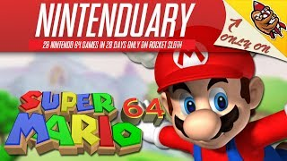 Super Mario 64 Review in 2018 - Classic Nintendo 64 NINTENDUARY thumbnail