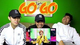 BTS 방탄소년단 - GO GO COMEBACK SHOW REACTION (FUNNY FANBOYS)