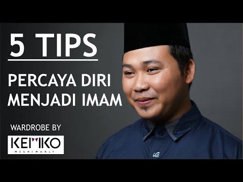 (MQ-001) 5 TIPS PEDE MENJADI IMAM SHOLAT