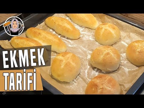 Ekmek (Brötchen) Tarifi