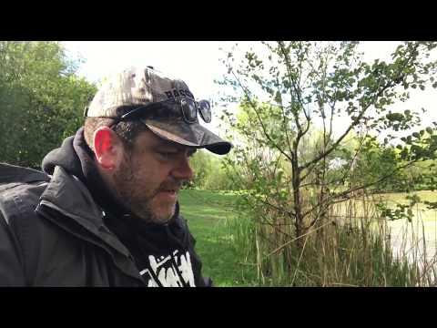 Sam's Lakes, Smarden / Headcorn - fishing method feeder with banded pellet for carp