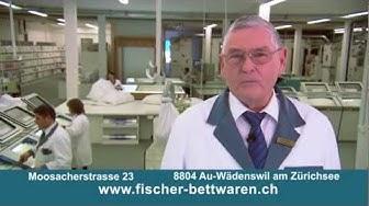 Fischer Bettwaren AG 2012 TV Spot